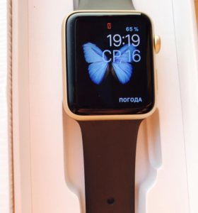 Apple watch series 1, 42 mm