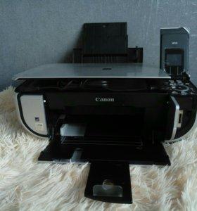 Принтер - сканер Canon Pixma mp520
