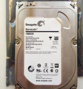 Жесткий диск 1ТБ Seagate Barracuda ( ST1000DM003)
