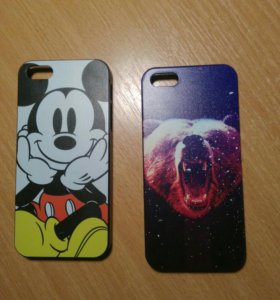 Чехлы на iPhone 5\5s
