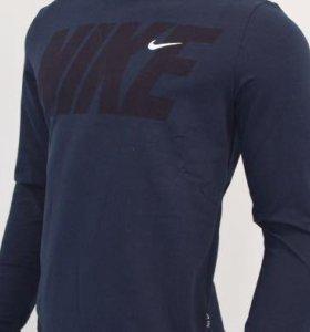 Кофта Nike темно-синяя