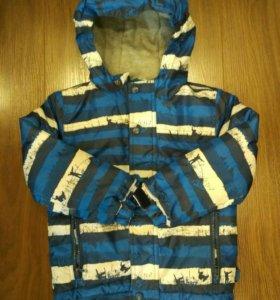 Куртка зимняя, 110р