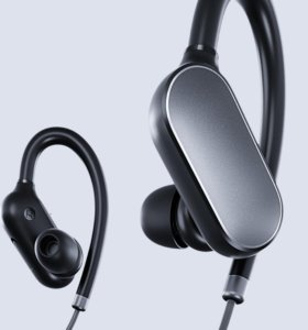 Наушники Xiaomi Mi Sports Bluetooth Headset Черные