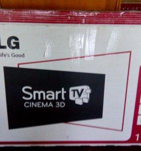 Телевизор FULL HD SMART 3D LG 47 LB 650 V