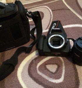 Canon 600d Tamron 18-200