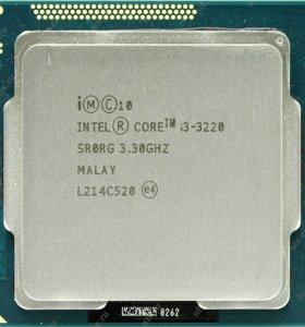 Intel i3-3220