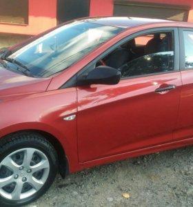 Продам Hyundai Solaris 2011год