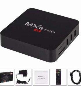 Приставка MXQ Pro 4K