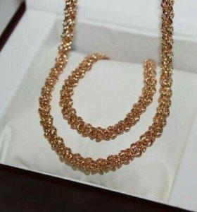 Бижутерия Дубайское золото