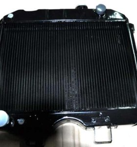 Радиатор медный УАЗ 30741-130-210-02