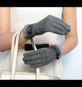 Перчатки для айфона
