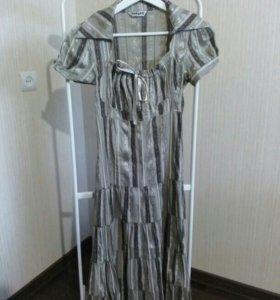 Платье миди, размер S