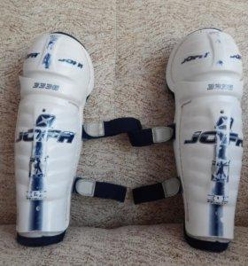 Щитки для защиты голени и колена