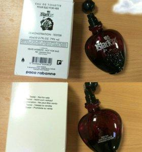 """✔Paco Rabanne """"Black XS Pour Femme"""", 80 ml"""