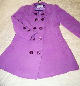 Пальто осеннее 48-50