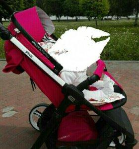 Детская коляска Espiro sonik