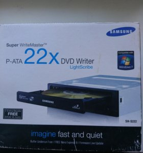 ПРИВОДЫ DVD±RW DVD RAM
