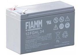Аккумулятор FIAMM 12FGHL34 12В 9 Ач для ИБП и др.