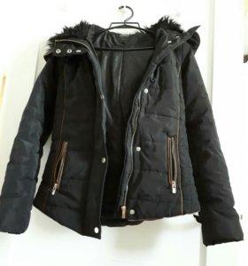 Зимняя легкая куртка