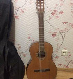 Акустическая испанская гитара Prudencio Saez 2a
