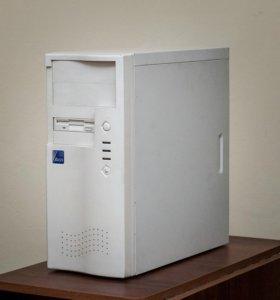 Компьютер (системный блок) Pentium 4, 2.4 ГГц