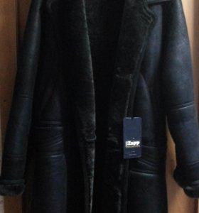 Пальто(дубленка натуральная) торг