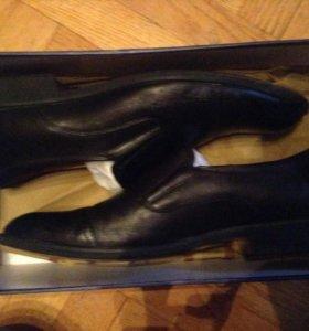 Новые туфли benaitobergo