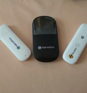 4g Модемы и WiFi роутер