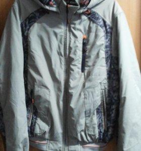 Куртка молодёжная демисезонная