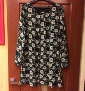 Платье,туника 46р.