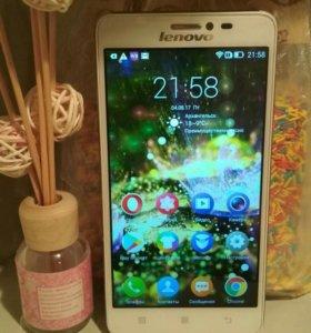 Телефон lenovo s850 white