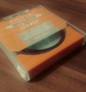 Фильтр на объектив UV 58 mm