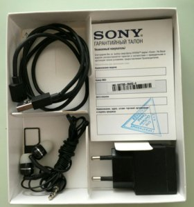Телефон Sony Xperia Z1 LTE