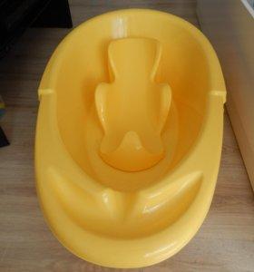 Ванночка для купания+горка