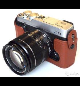 Fujifilm X E1боди