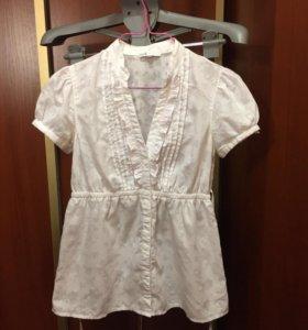 Рубашка Oodji 40 размер