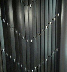 Декоративные занавески для дверей