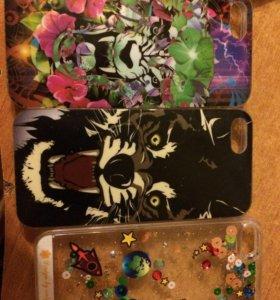 Чехлы на Iphone5s
