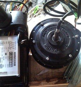Комплект для сборки электровелосипеда