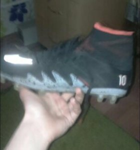 Бутсы с (носком) Nike