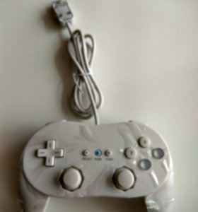Контроллер для приставки Nintendo Wii