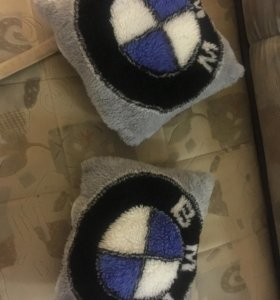 Подушки BMW