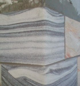 Гибкий камень отделочный материал