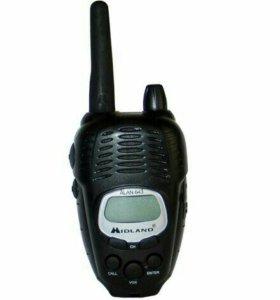 Радиостанция Midland Alan 643