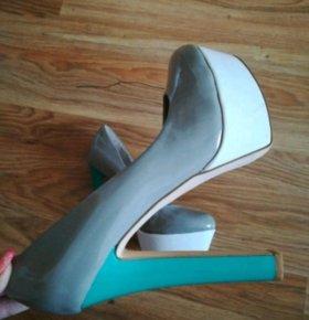 Туфли на каблуке Vicini for Centro