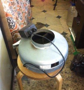 Вентиляционно вытяжная система