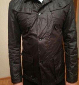 Новая летняя мужская куртка-пиджак размер 46-48