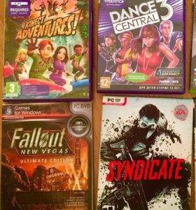 Игры Xbox 360. Каждый диск за 200₽.