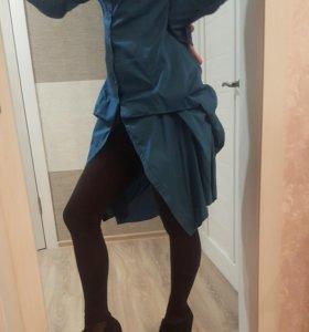 Платье рубашка италия