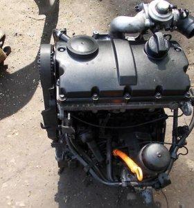 двигатель фольксваген ауди 1,9 дизель